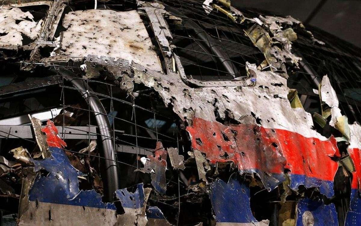 Уничтожение малайзийского боинга МН17. Неожиданный поворот