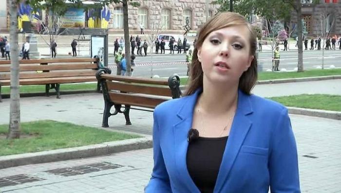 Депортация российской журналистки – целенаправленная провокация киевской хунты