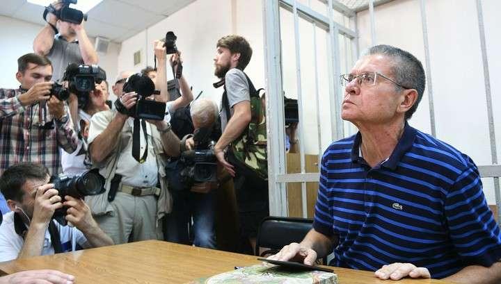 Продление домашнего ареста Улюкаева признали законным
