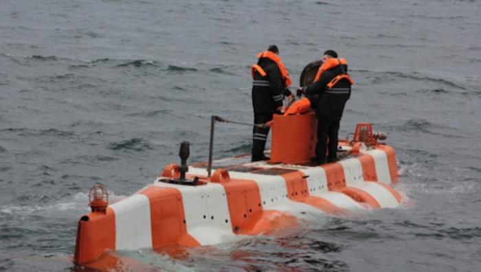 Подводники Северного флота на спасательном аппарате погрузились на рекордную глубину