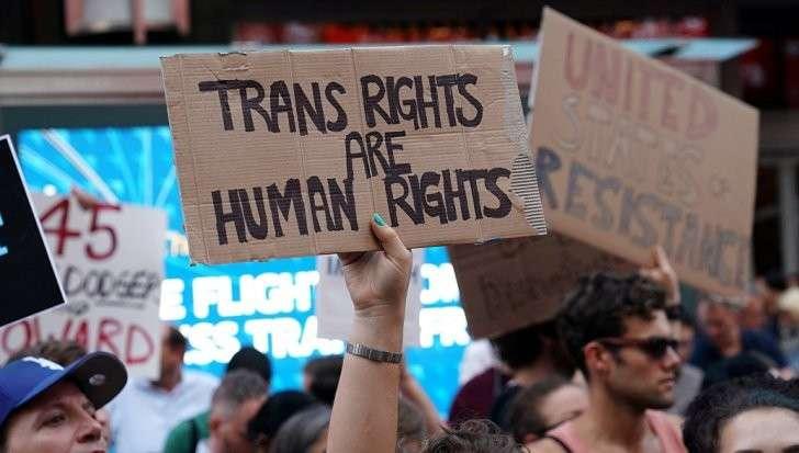 ЛГБТ в США: без боевых гомосеков американская армия не победит
