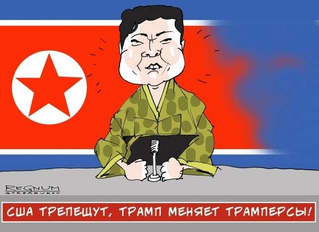 Северная корея: системы ПРО THAAD и «Иджис» можно выбросить на свалку, NI