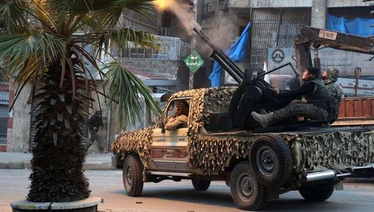 США продают оружие своим наёмникам из ИГИЛ, рассказали боевики из сирийской оппозиции