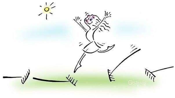 Юмор помогает нам пережить смуту: национальный вид спорта – бег по граблям