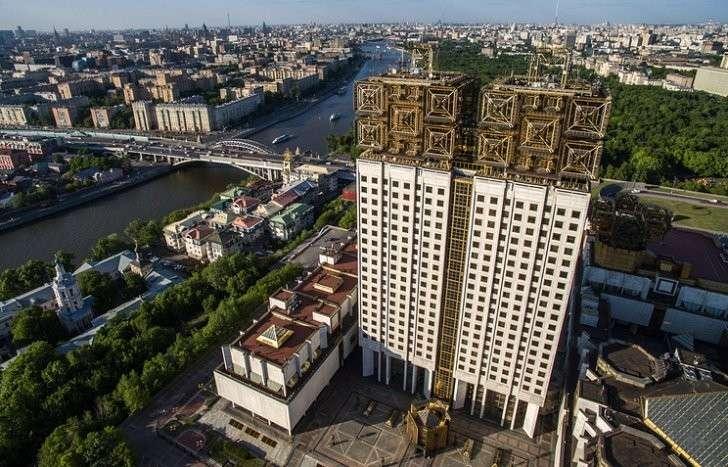 Здание Российской академии наук