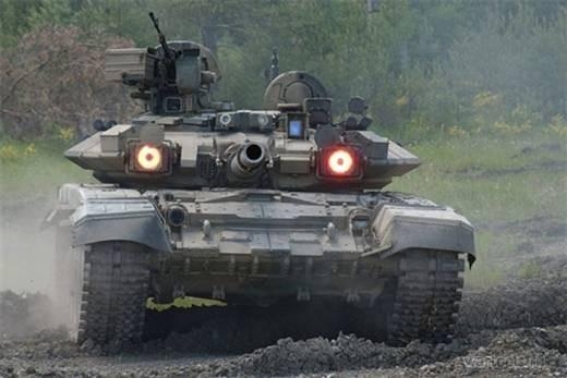 Танк Т-90 – самый-самый российский супертанк