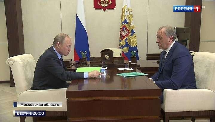 Владимир Путин поручил главе Саратовской области разобраться с жалобами жителей