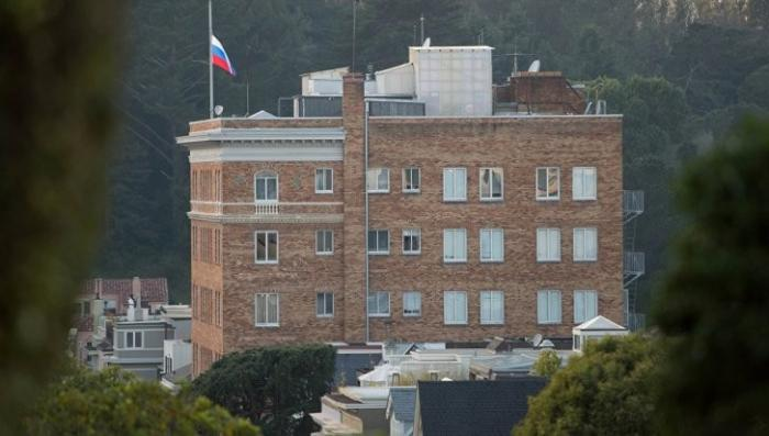 Хроника отъёма российских диппредставительств за рубежом