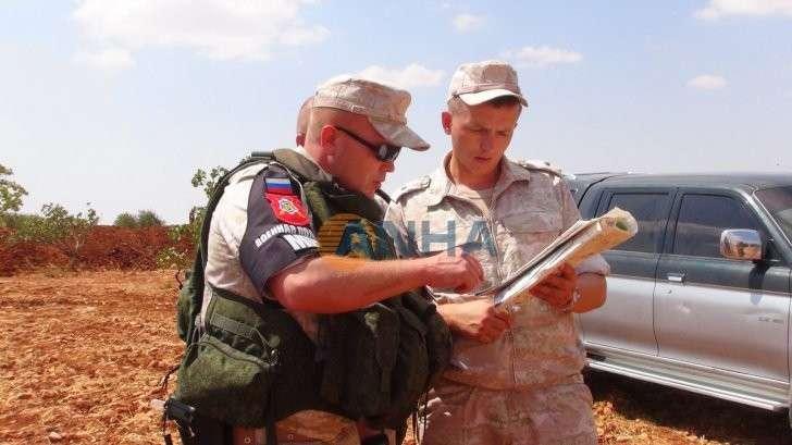 Сирия: колонна российской бронетехники вошла для защиты курдских районов
