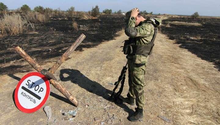Киевская еврейская хунта ввела биометрический контроль на границе с Россией