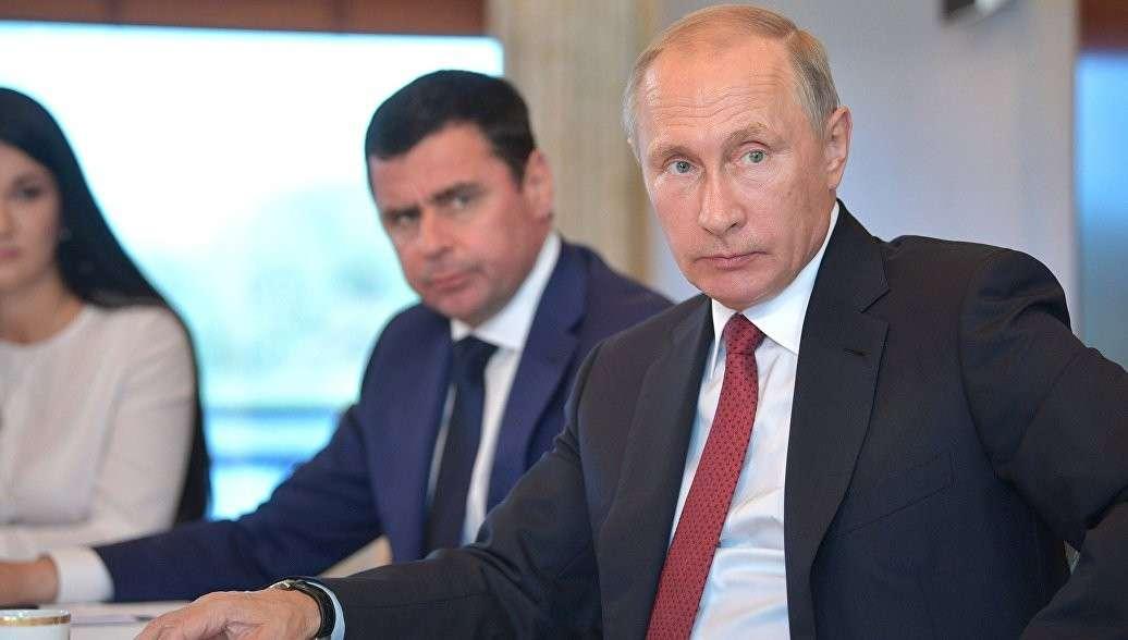 Владимир Владимир Путин предложил реформировать патентную систему России России