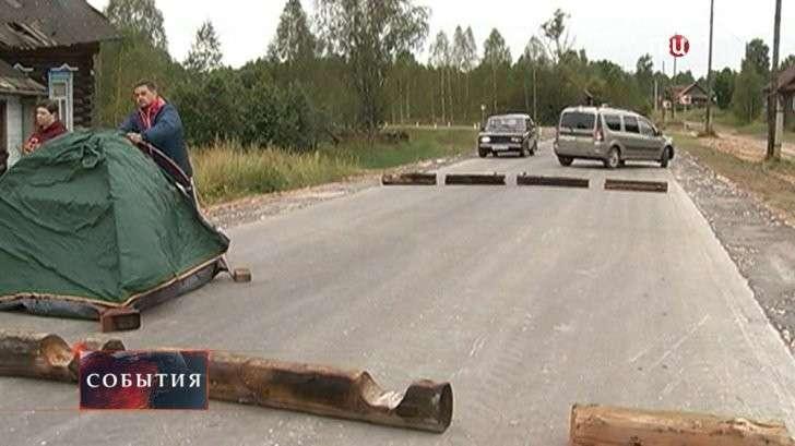 В Нижегородской области строители проложили дорогу через жилой дом в отсутствие хозяев