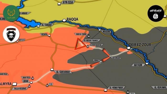 Сирия: наёмники США освободили пилота ВВС Сирии и 30 солдат