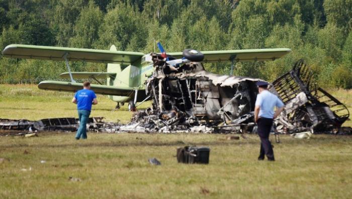 Авиакатастрофа в Балашихе: пилоты погибли, спасая зрителей шоу
