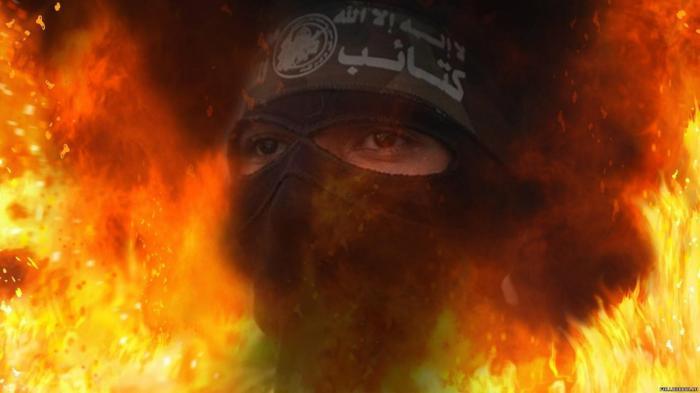 В Сирии американских террористов успешно варят в котле