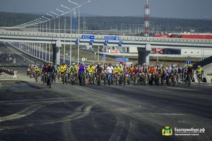 Южную часть кольцевой автодороги открыли вЕкатеринбурге