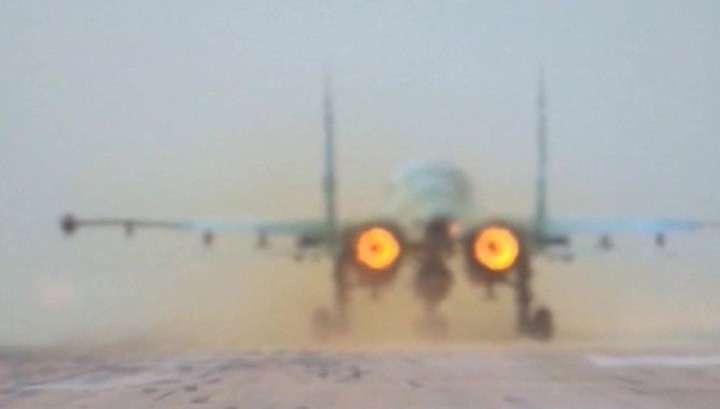 ВКС помогли подавить последний очаг сопротивления террористов в центре Сирии