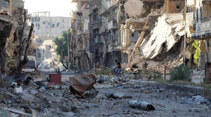 Сирия, Акербатский котёл: армия Башара Асада при поддержке ВКС России освободила город