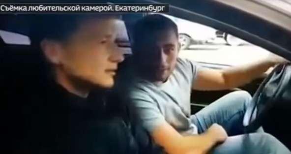 Екатеринбург: кавказец избивший журналиста Первого канала пытается оправдываться