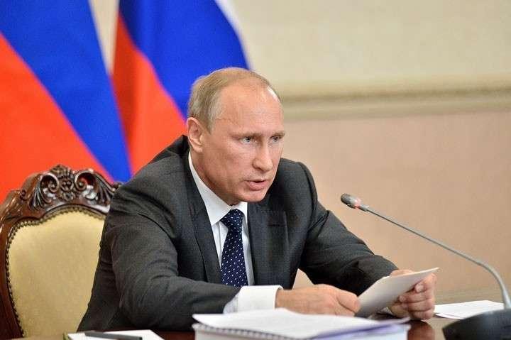 Путин назвал главные задачи нефтегазовой промышленности России