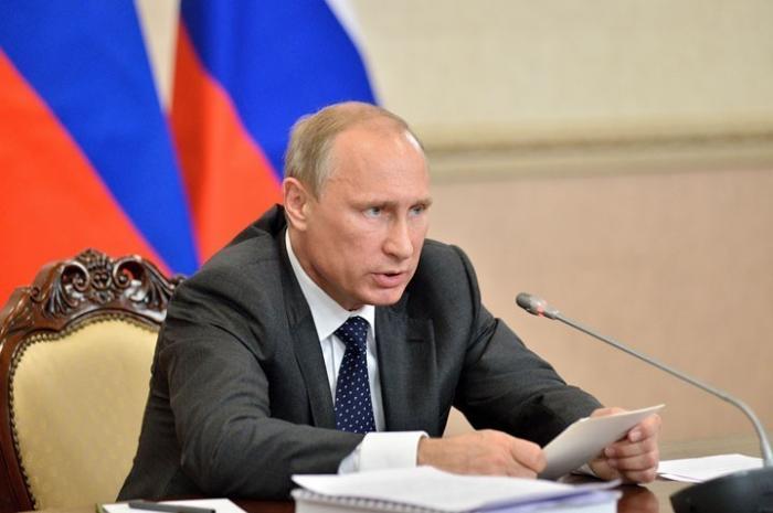 Владимир Путин назвал главные задачи нефтегазовой промышленности России
