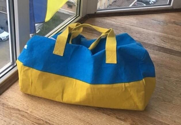 История одной сумки, появившейся у противной тётки из «Радио Свобода»