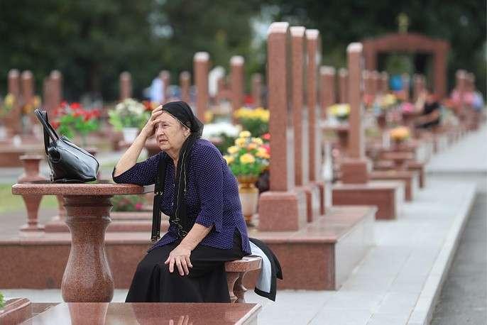 В Беслане почтили память жертв теракта 1-3 сентября 2004 года