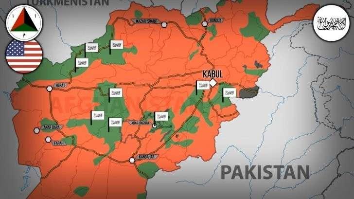 Афганистан: движение Талибан заявило об убийстве 20 американцев