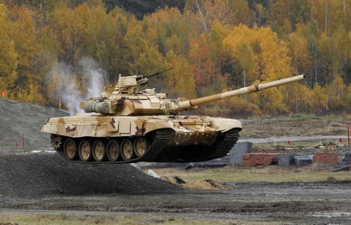 Почему «летающий танк» Т-90 самый продаваемый в мире