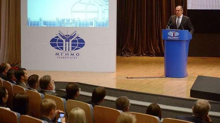 Лавров: «Россия – один из ключевых центров человеческой цивилизации». Самое интересное