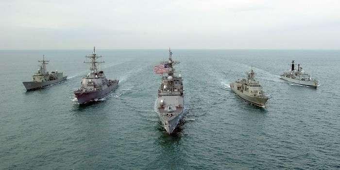 В США предлагают деблокировать Керченский пролив американским флотом