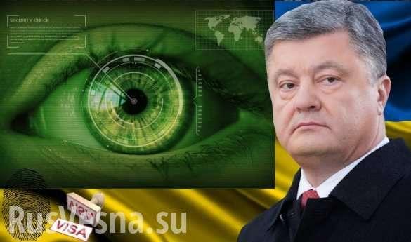 Биометрические паспорта: чем ответит Россия на удар Порошенко | Русская весна