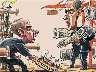 Financial Times: Если Украина сойдет Путину с рук, на неподчинение США могут пойти Китай и Иран