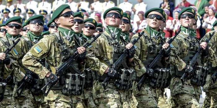 Об украинской армии и российских либералах