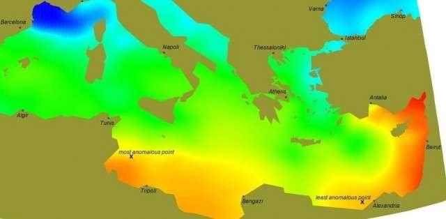 Геоэнергетический пасьянс Средиземного моря. Важнейшая информация о регионе