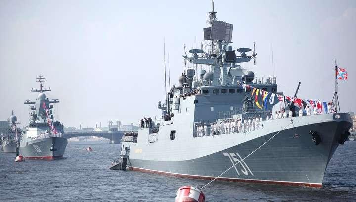 Сирия: «Адмирал Эссен» нанёс удар калибрами по боевикам, приехавшим воевать из СНГ