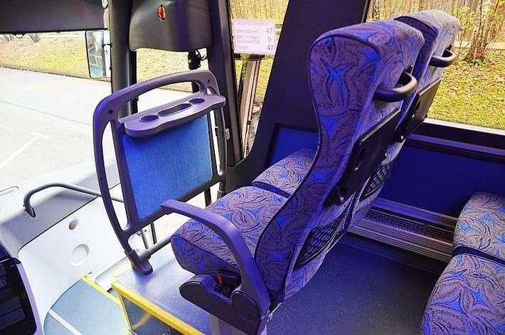 «Группа ГАЗ» представила новый туристический автобус Cruise