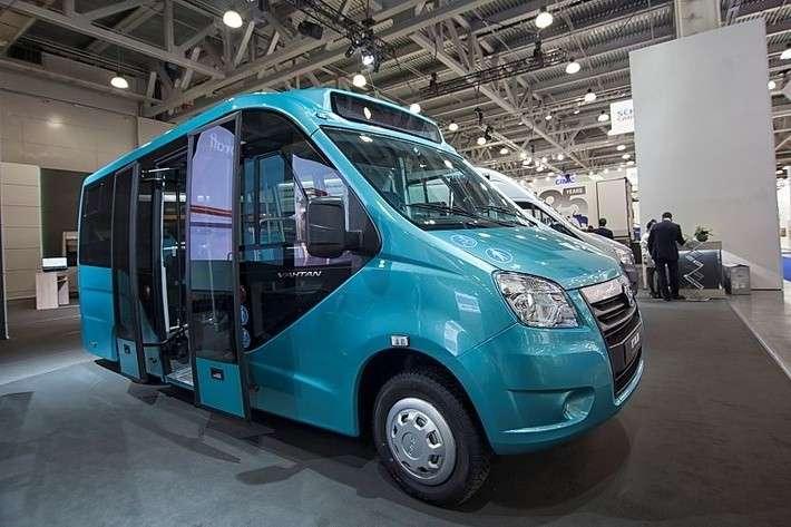 Группа ГАЗ представила 10 новых моделей на выставке COMTRANS/17