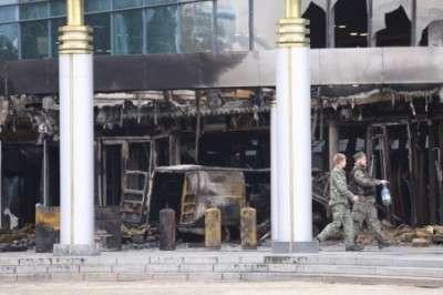Религиозный терроризм. Понимает ли Наташа Поклонская последствия своих действий?