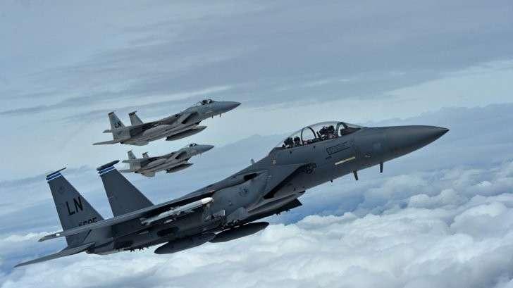 Иран закрыл своё небо для всех американских самолётов