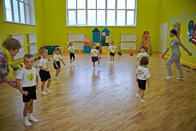 Новый детский сад на 220 мест открыт в Воронежской области