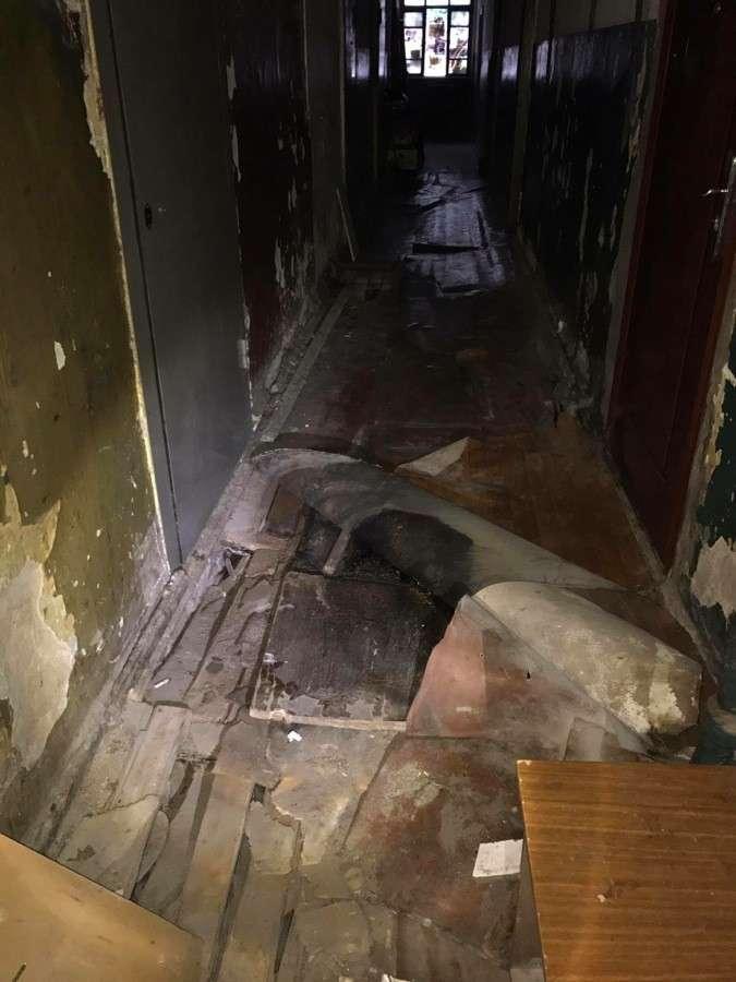 Дом призрак в Воронеже, такого даже в фильмах ужасов не покажут