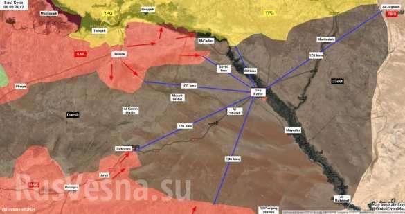Окончательная победа Башара Асада близка как никогда