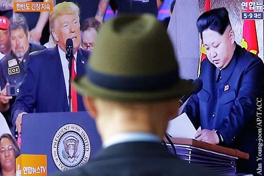 Владимир Путин готовится к решительному наступлению на корейском фронте