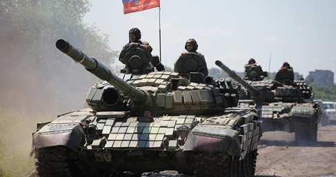 Армии ДНР и ЛНР получили 3100 танков, РСЗО и ББМ, став одними из самых грозных ВС в Европе