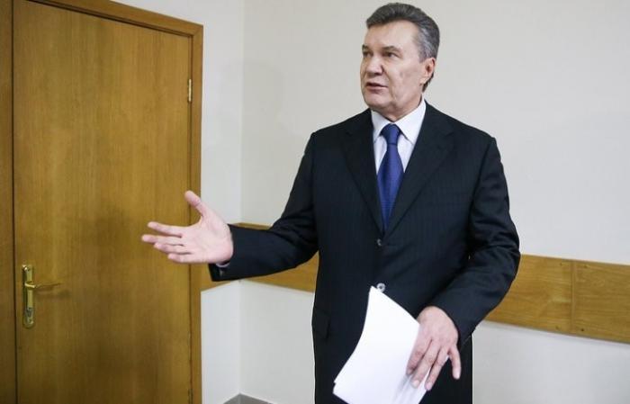 Виктору Януковичу предъявлено обвинение госперевороте в 2010 году