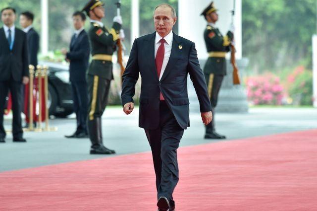 Владимир Путин о Трампе: «Он мне не невеста». А также Серебренникове, Кадырове и Собчак