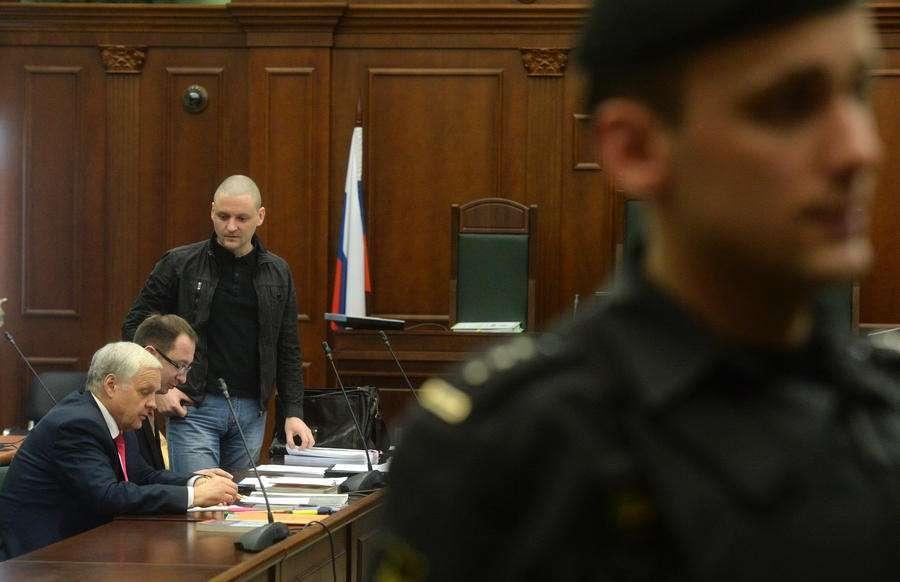 Удальцов получал доллары из Грузии на организацию «майдана» и массовых беспорядков в Москве