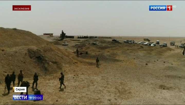 Сирия: сокрушительное поражение ИГИЛ. Главные силы террористов взяты в клещи