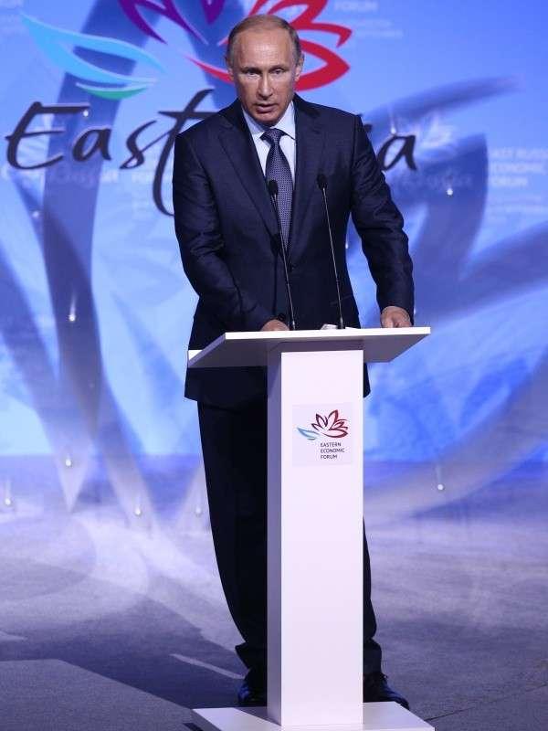 Владимир Путин: создавая новую реальность» в рамках ВЭФ. Прямая трансляция!
